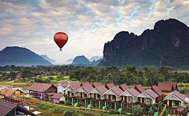 7人结伴老挝自由行签证出签