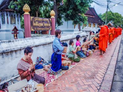 去老挝办事可以办理落地签吗?