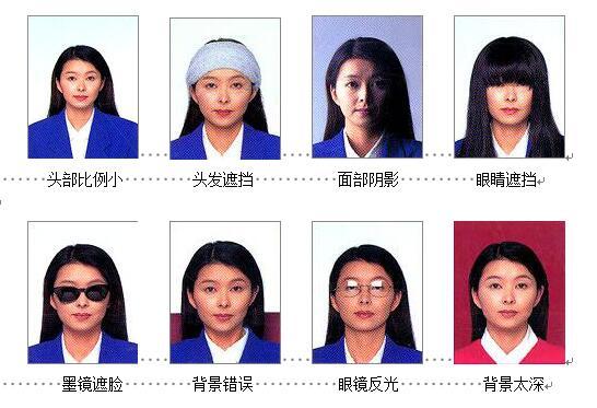 老挝签证照片要求2